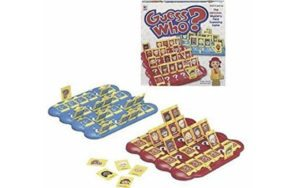 Guess Who game and game box