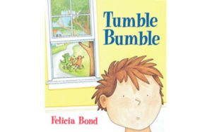 Tumble Bumble book cover