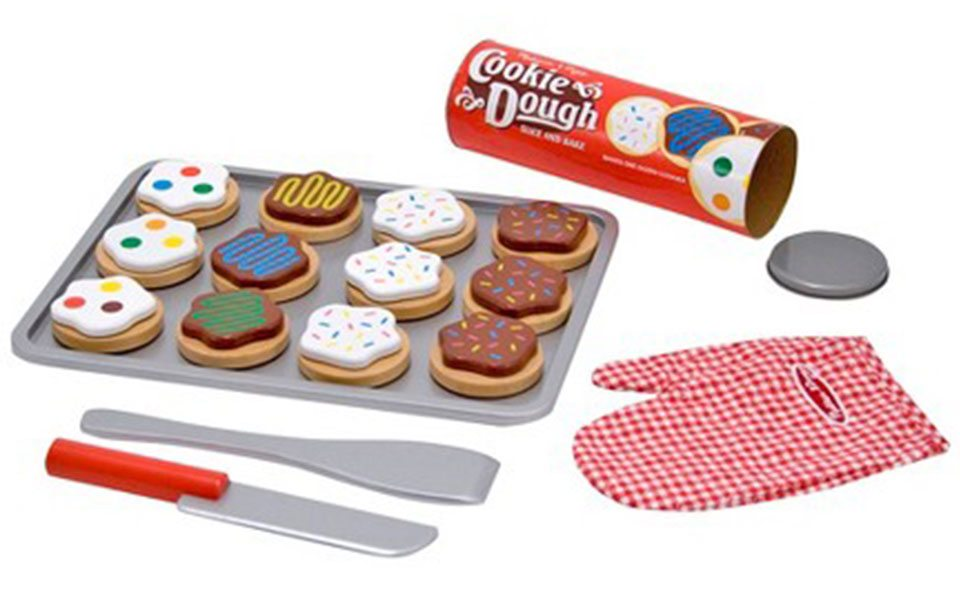 Toy Spotlight: Melissa & Doug Slice and Bake Cookie Set