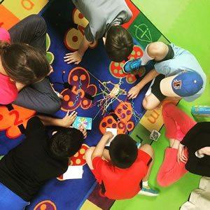 Developing Social Skills, Problem Solving and Enhanced Communication in Children