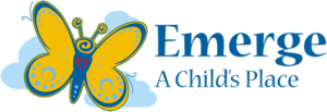 Emerge A Child's Place Logo Durham Pediatric Therapy