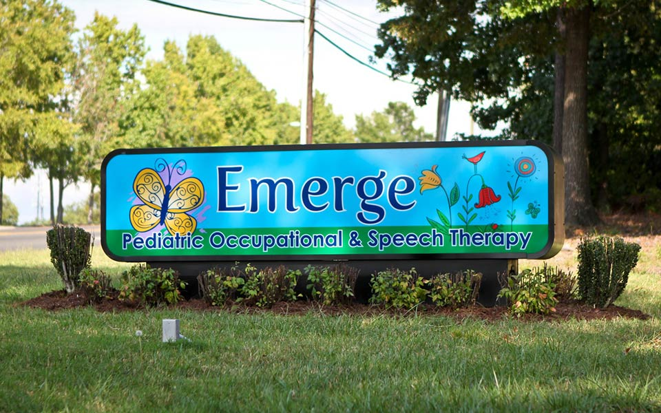 Emerge Sign