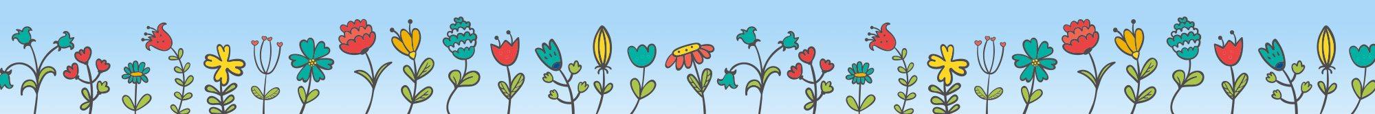 Flower Header Image