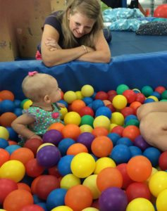 Occupational Therapy Ball Pit