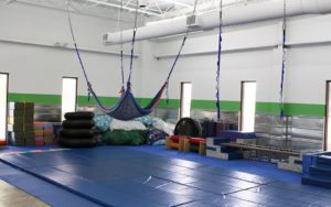Emerge Pediatric Therapy sensory gym