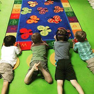 Therapeutic Group Programs - Junior Explorers