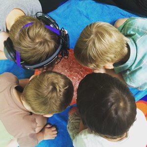 Therapeutic Group Programs - Bubble Activity