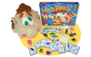 Ned's Head game and game box