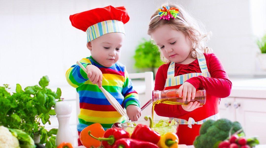 Cooking Up Good Speech and Language Skills