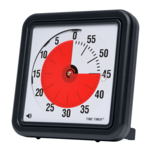 analog count down clock