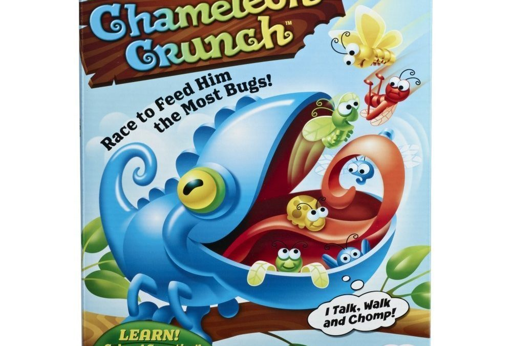 Toy Spotlight: Chameleon Crunch