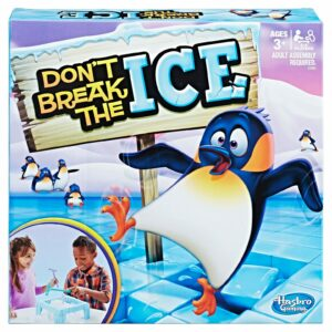 dont't break the ice game