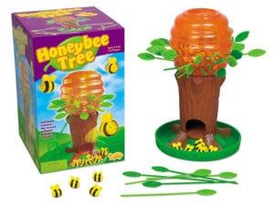 honeybee tree game