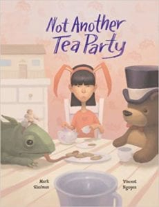 Not Another Tea Party book cover