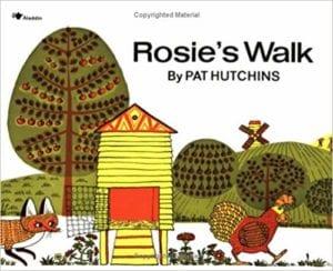 Rosie's Walk book cover