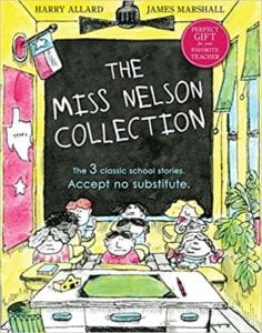 The Miss Nelson Collection book cover