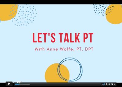 Let's Talk PT