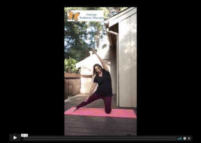 Virtual Recess: Week 3 Yoga