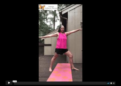 Virtual Recess: Week 4 Yoga