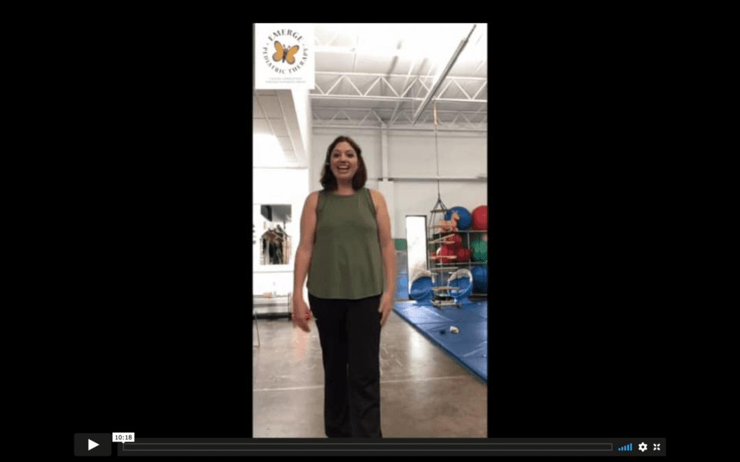 Virtual Recess: Week 6 Hopscotch