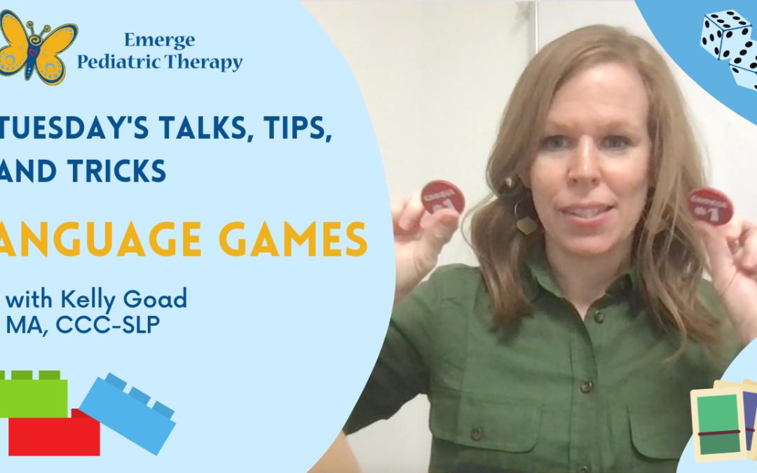 Language Games