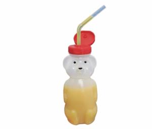 Ark Therapeutic's Bear Bottle Kit for Straw Feeding